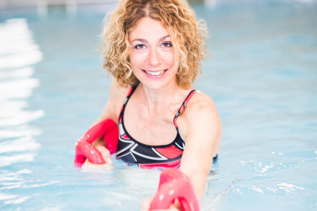 L'Aquaboxe, un sport tonique inspiré des sports de combat